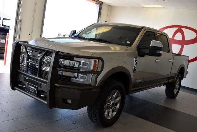 Pre-Owned 2018 Ford Super Duty F-250 SRW King Ranch