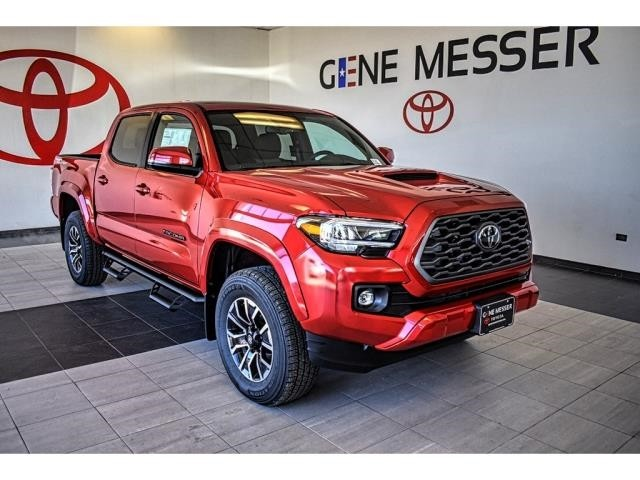 Toyota Tacoma Trd Sport >> New 2020 Toyota Tacoma Trd Sport Double Cab 5 Bed V6 At Natl