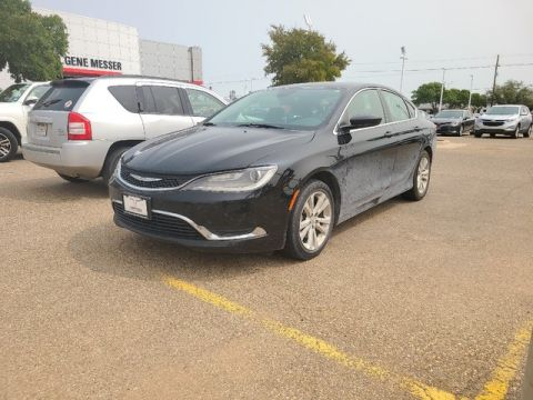 Pre-Owned 2016 Chrysler 200 Limited HAIL SALE HAIL SALE