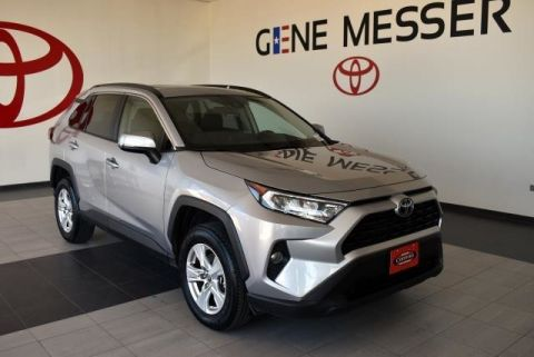 Certified Pre-Owned 2019 Toyota RAV4 XLE Front Wheel Drive SUV