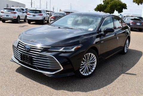 New 2021 Toyota Avalon Hybrid Hybrid Limited