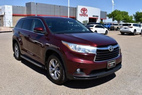 Certified Pre-Owned 2016 Toyota Highlander LE Plus