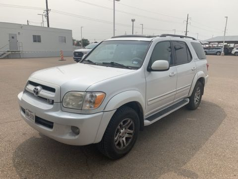 Pre-Owned 2006 Toyota Sequoia Limited