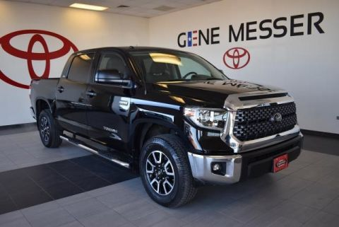 Certified Pre-Owned 2018 Toyota Tundra 4WD SR5 Four Wheel Drive Pickup Truck