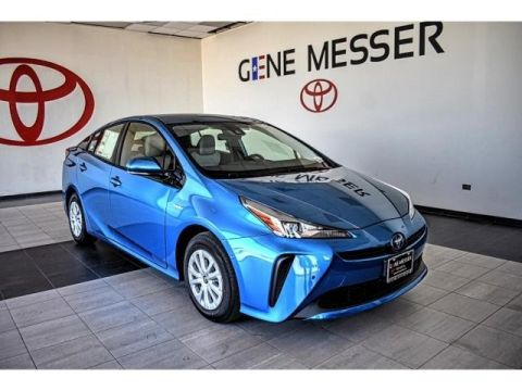 New 2019 Toyota Prius LE HAIL SALE!!!