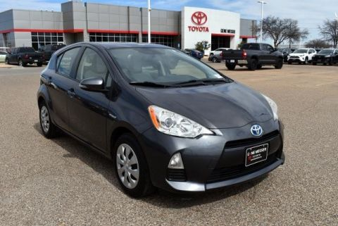 Certified Pre-Owned 2014 Toyota Prius c One
