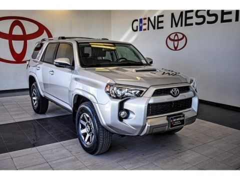 Certified Pre-Owned 2017 Toyota 4Runner TRD Off Road