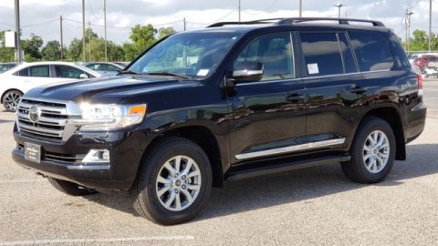 New 2019 Toyota Land Cruiser 4WD