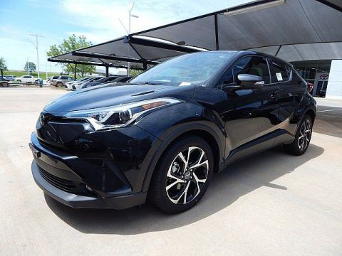 New 2019 Toyota C-HR Limited